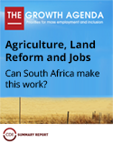 Agriculture, Land Reform and Jobs Summary Report | SABLE Accelerator Network