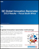 GE Global Innovation Barometer 2013 Results – Focus South Africa | SABLE Accelerator Network